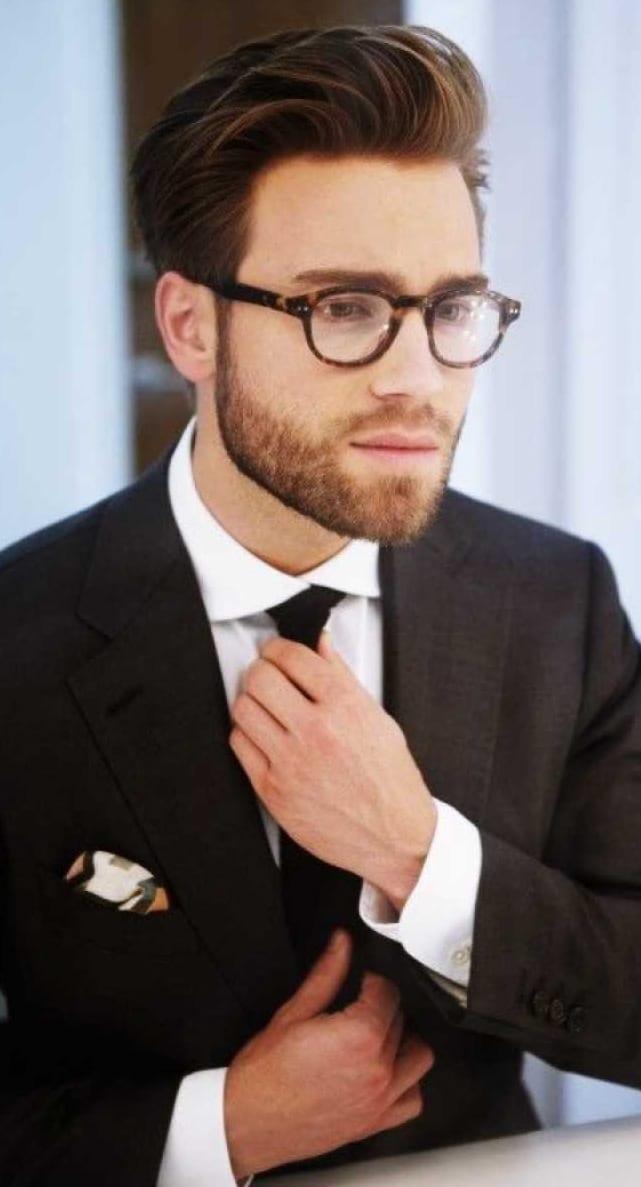 Medium Stubble Beard Styling Hacks for men