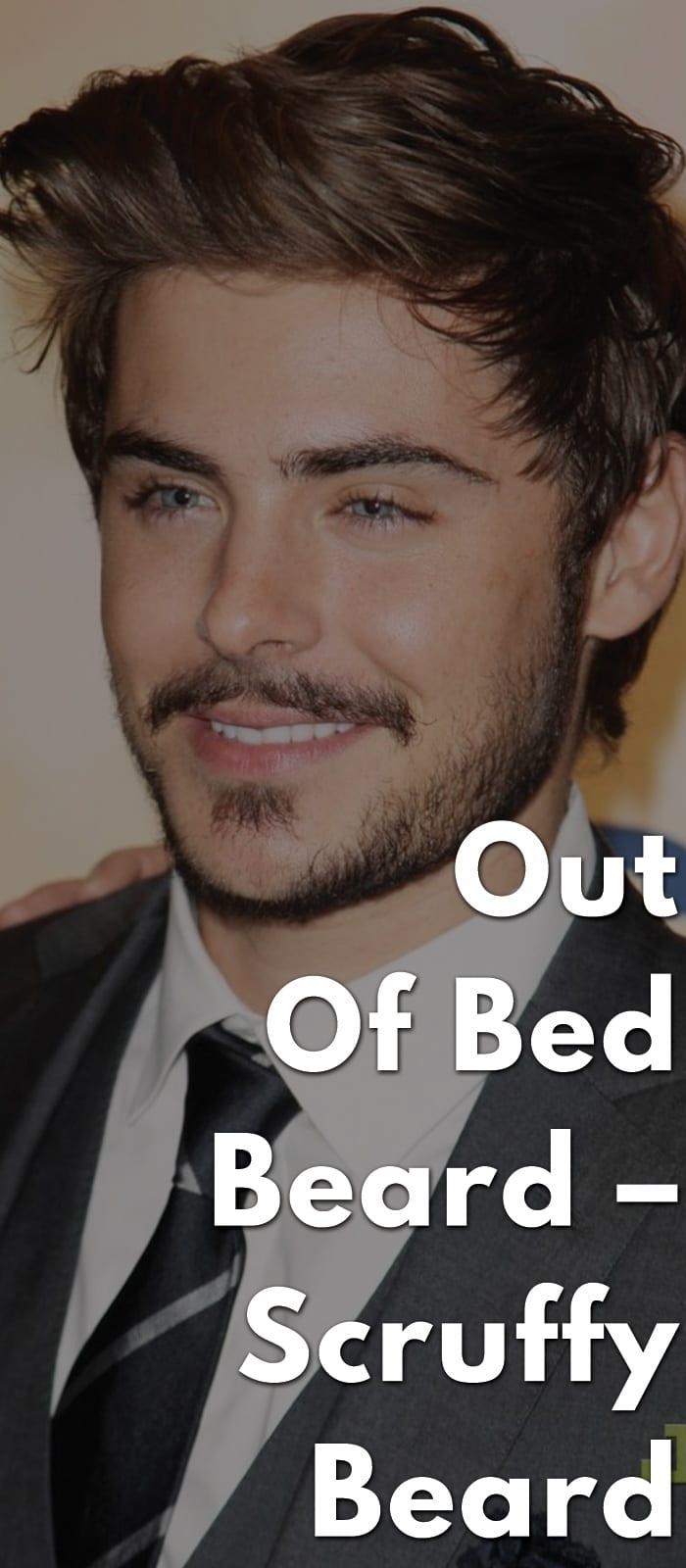 Out-of-Bed-Beard-–-Scruffy-Beard.