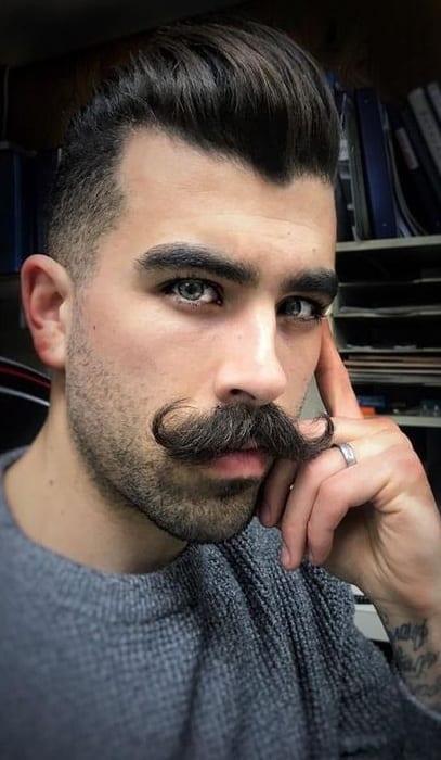 Royal – Imperial Moustache For Men In 2019