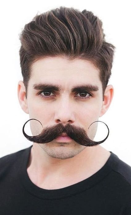 Royal – Imperial Moustache For Men