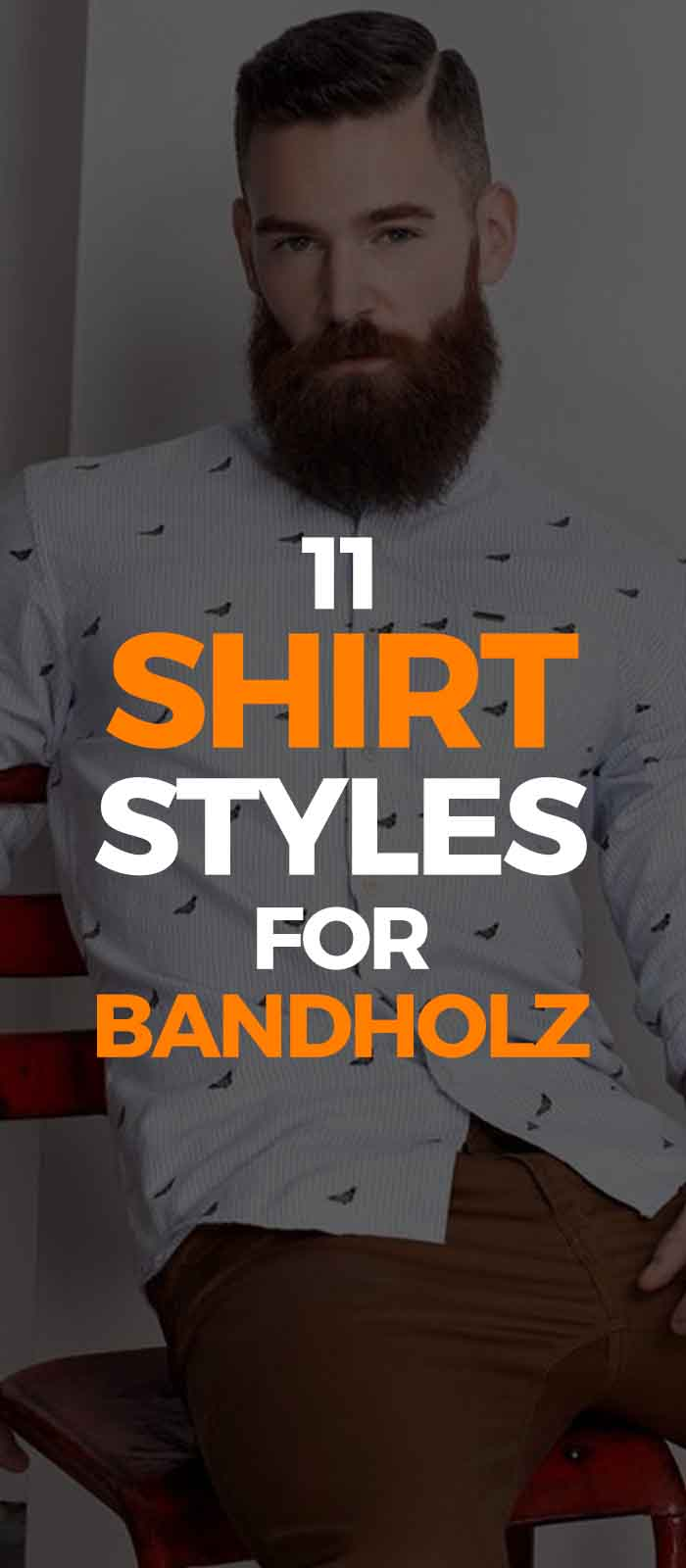 Shirt Styles for Bandholz beard!