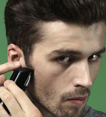 Sideburn Trimming for men