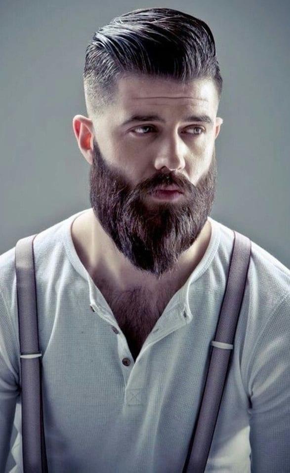 Style the Garibaldi Beard