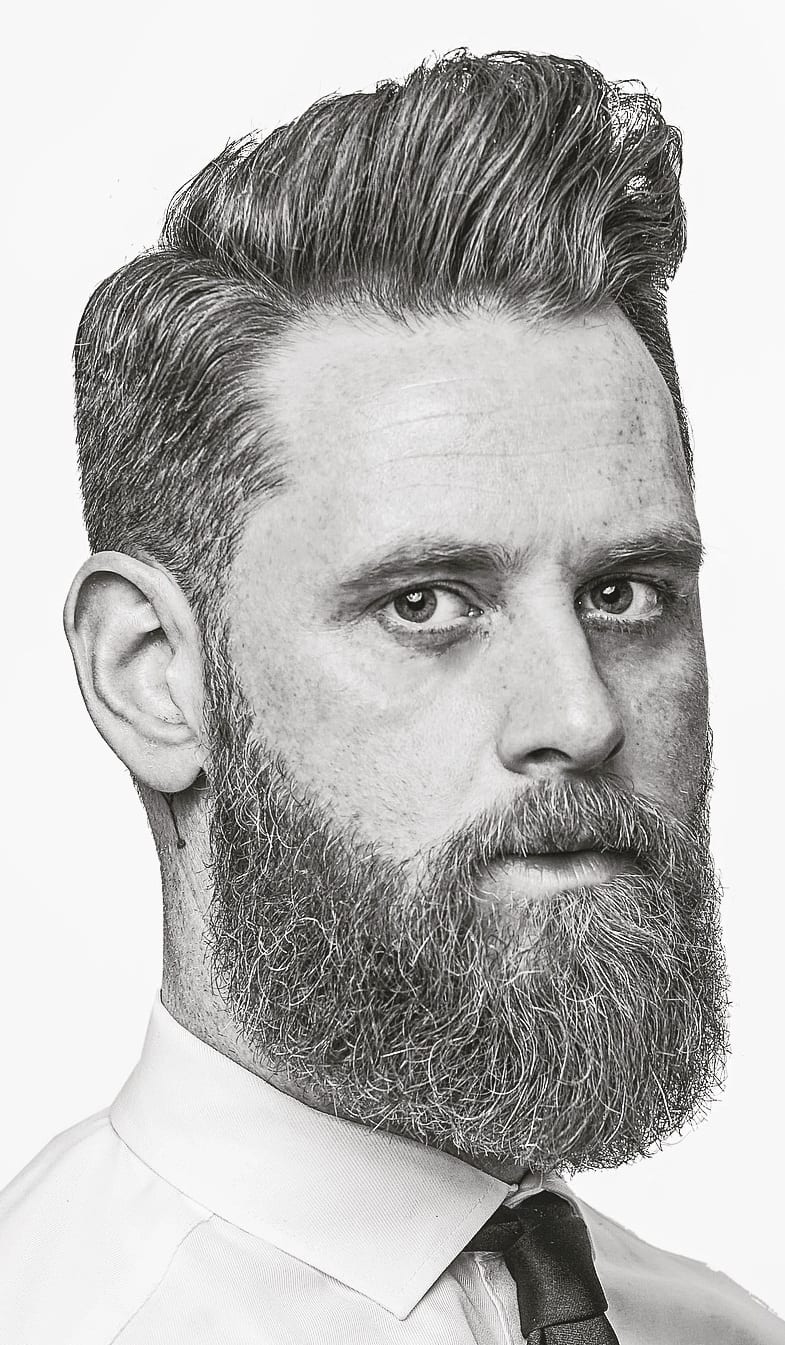 The Perfect Beard Style For Your Face Shape!