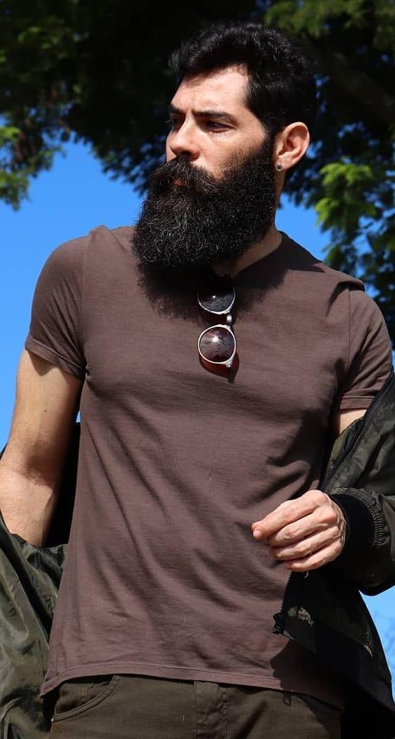 Thick Beard for Men