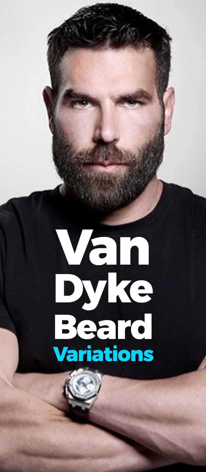 Van Dyke Beard Variations!
