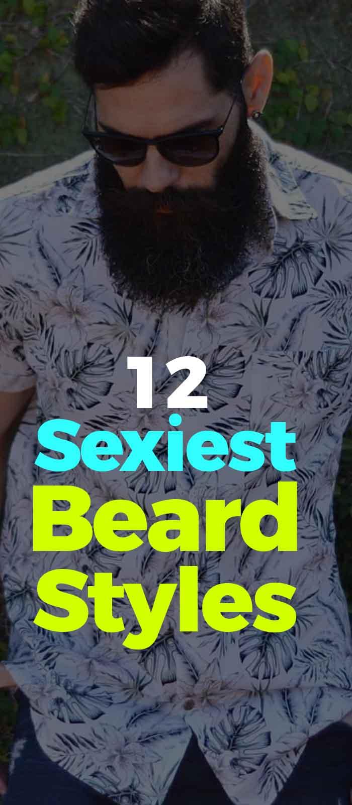 White Printed shirt,Long Beard, Sunglasses look for men!