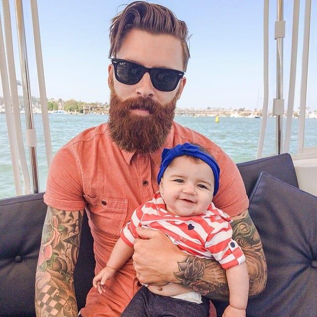 bandholz-beard-orange-shirt