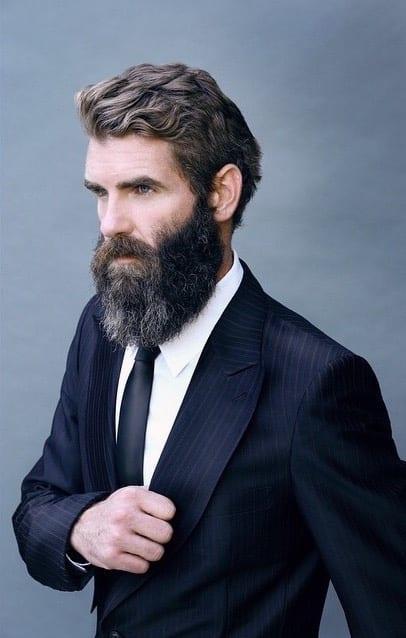bandholz-beard-with-white-shirt-and-beard