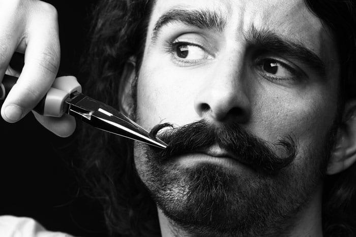 beard-maintenance-care-men-trimming-scissors