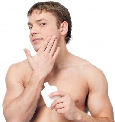 beard oil sideburns