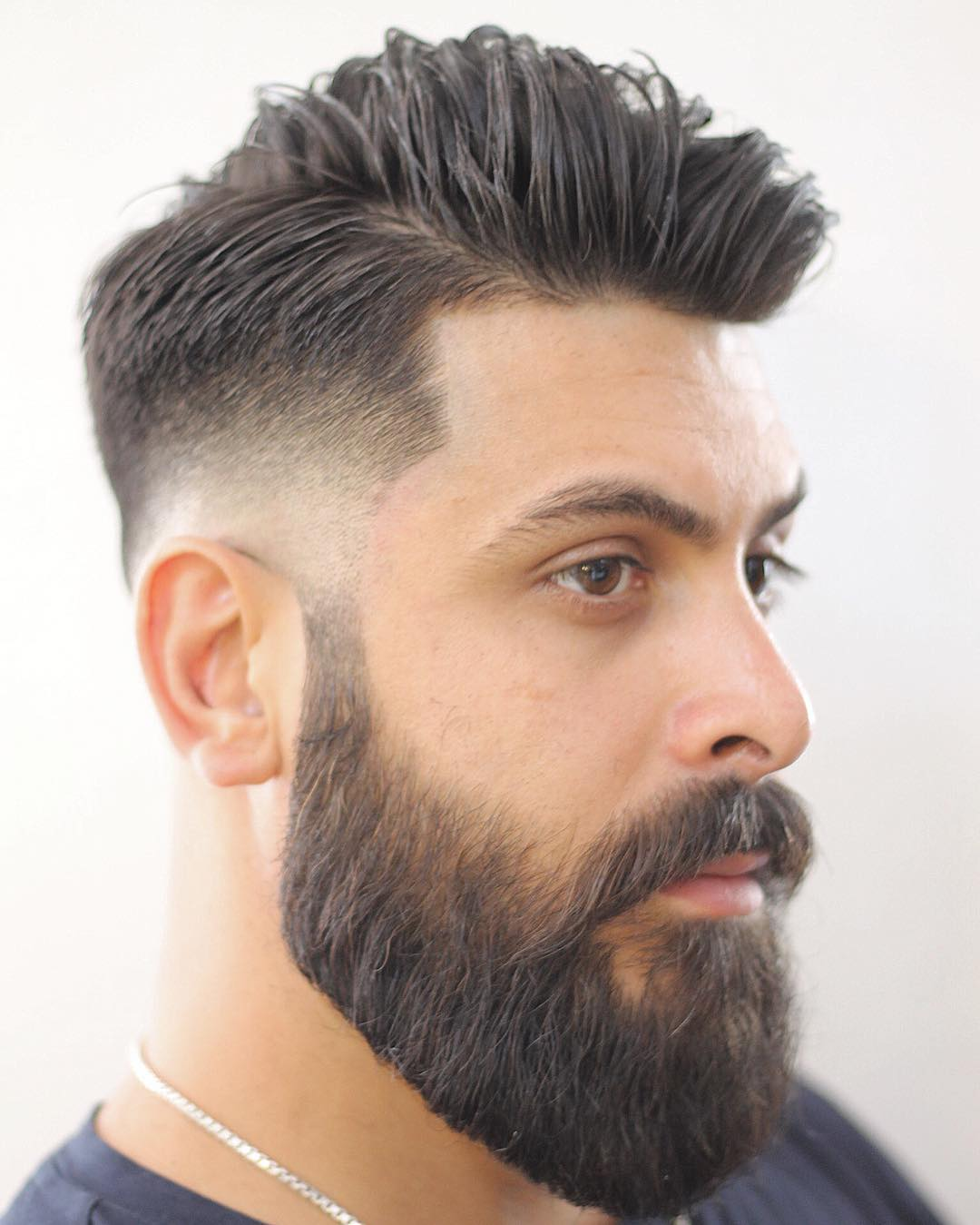 Fade Hairstyles 10 Beard Styles That Suit Your Fade Hairstyles