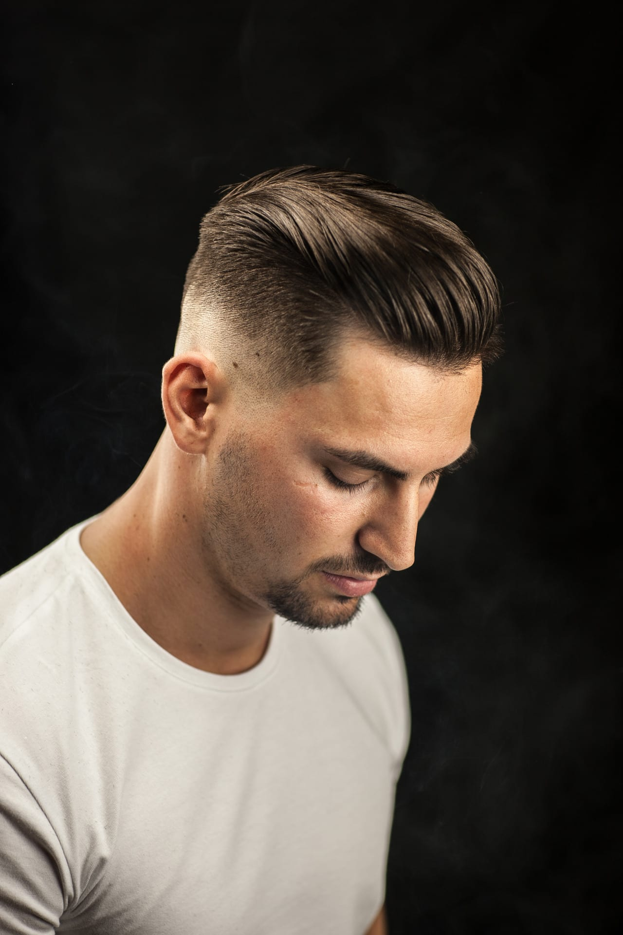 mens hair color styles faded hairstyle 10 beard styles that suit your faded 7003