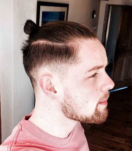 pony-tail-hairstyle-with-chin-strap-beard