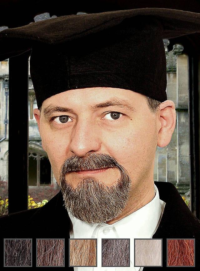 professor moustache men thick moustache older look