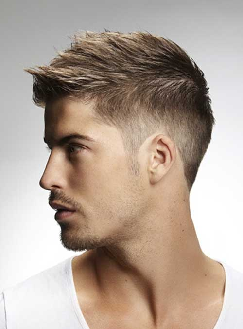 spike-hair-style-for-french-beard