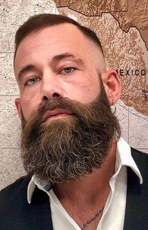 Bandholz Style Beard for men