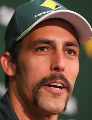 Horseshoe Mustache for men