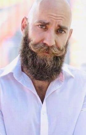 Imperial Beard look for stylish men