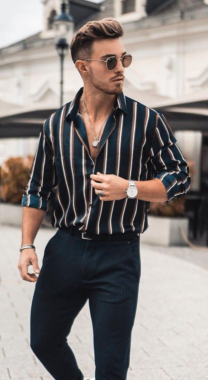 Short Quick Beard Style for men