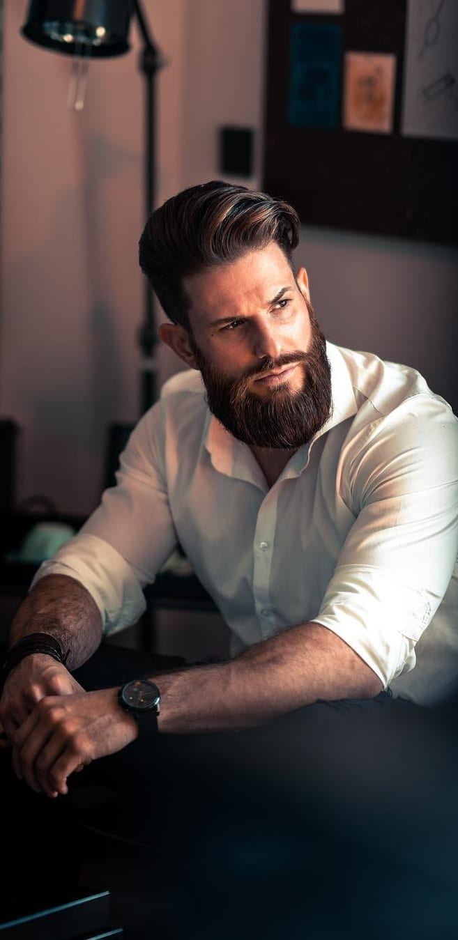 Simple Beard Styles For Men In 2019