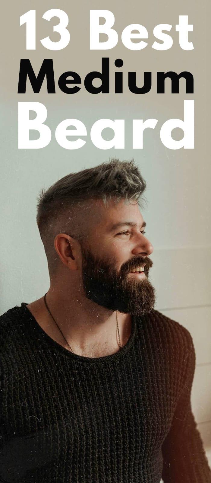 13 Best Medium Beard