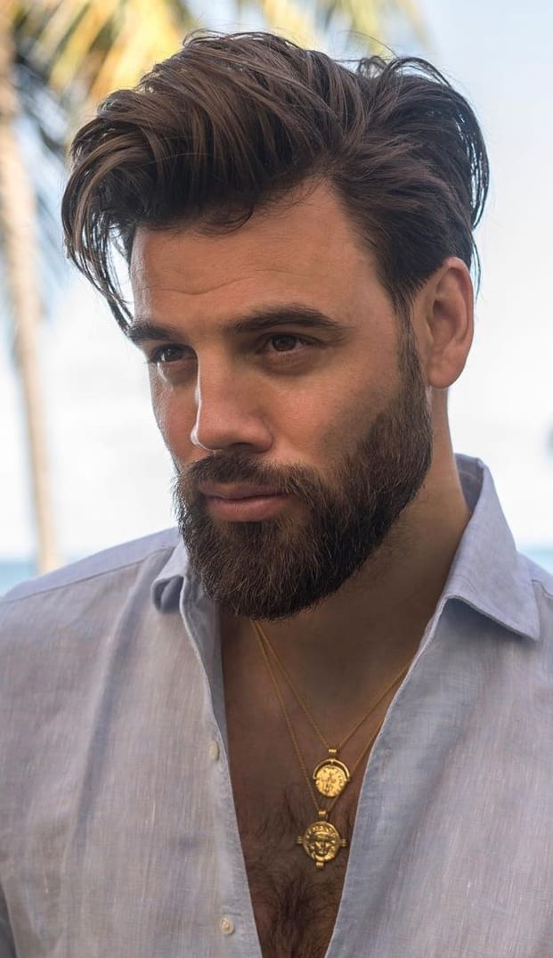 5 Cool Medium Beard Looks for 2020