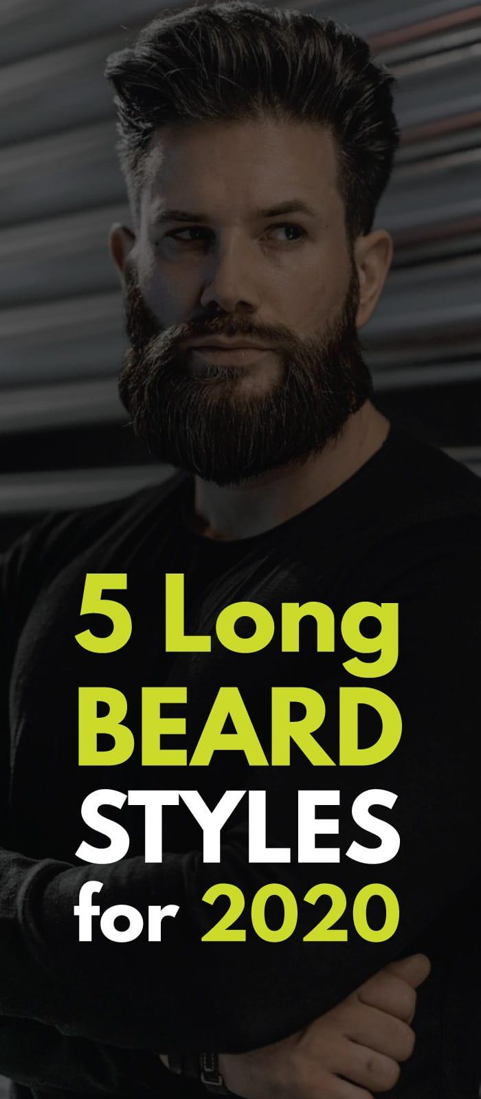 5-Long-Beard-Styles-for-men-in-2020