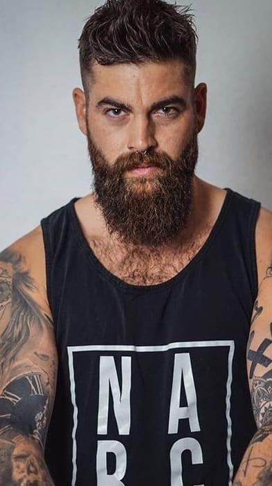 Best Garibaldi Beard Styles for Men to try in 2020
