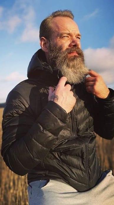 Bold Garibaldi Beard Style Look for Men to try in 2020