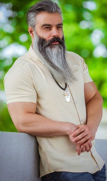 Garibaldi Beard style for men to rock in 2020