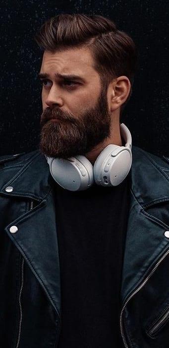 Long Beard Style for 2020-Sexy Bandholz Beard