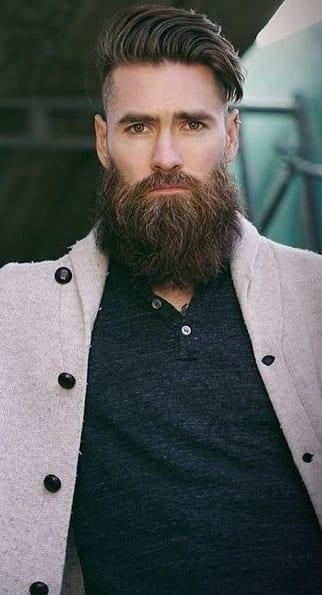 Men's Long Beard Style for 2020- Garibaldi Beard