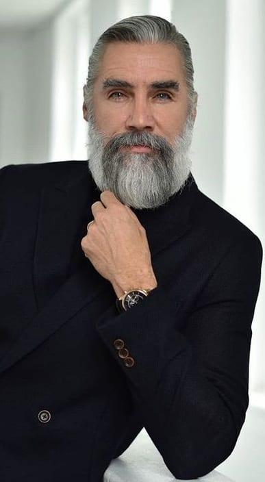 Royal Imperial Beard Style for Long Beards 2020