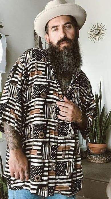 Stunning Garibaldi Beard Looks for Men 2020