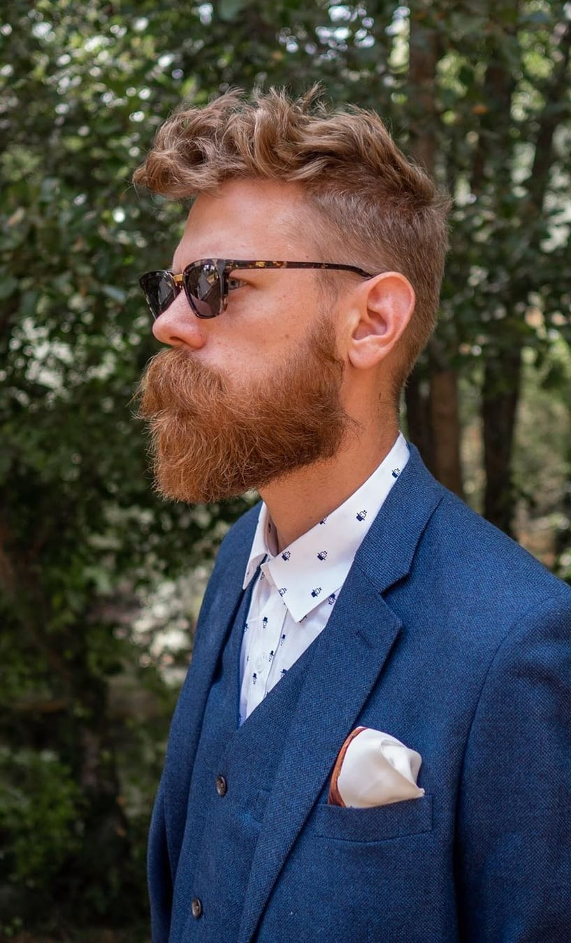 Best Bandholz Style Beard for Men