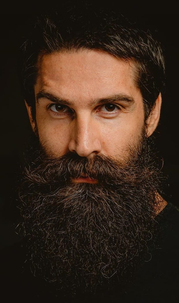 Best Long Beard Style - Bandholz Beard