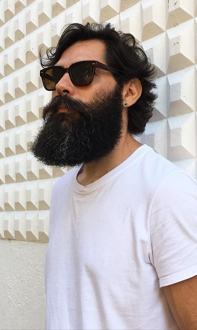 Hottest Long Beard Trends of 2020