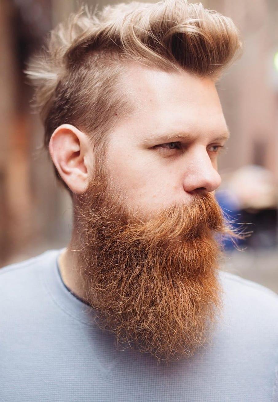 Long Bandholz Style Beard 2020