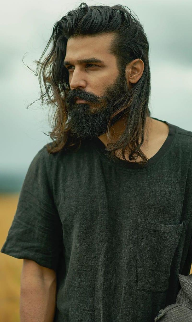 Sexiest Beard Style - Bandholz Beard